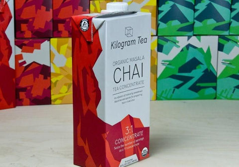 Kilogram Organic Masala Chai Tea Concentrate