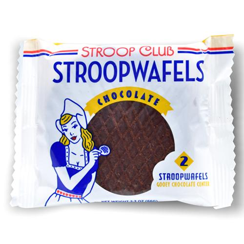 Stroop Club Chocolate Stroopwafel