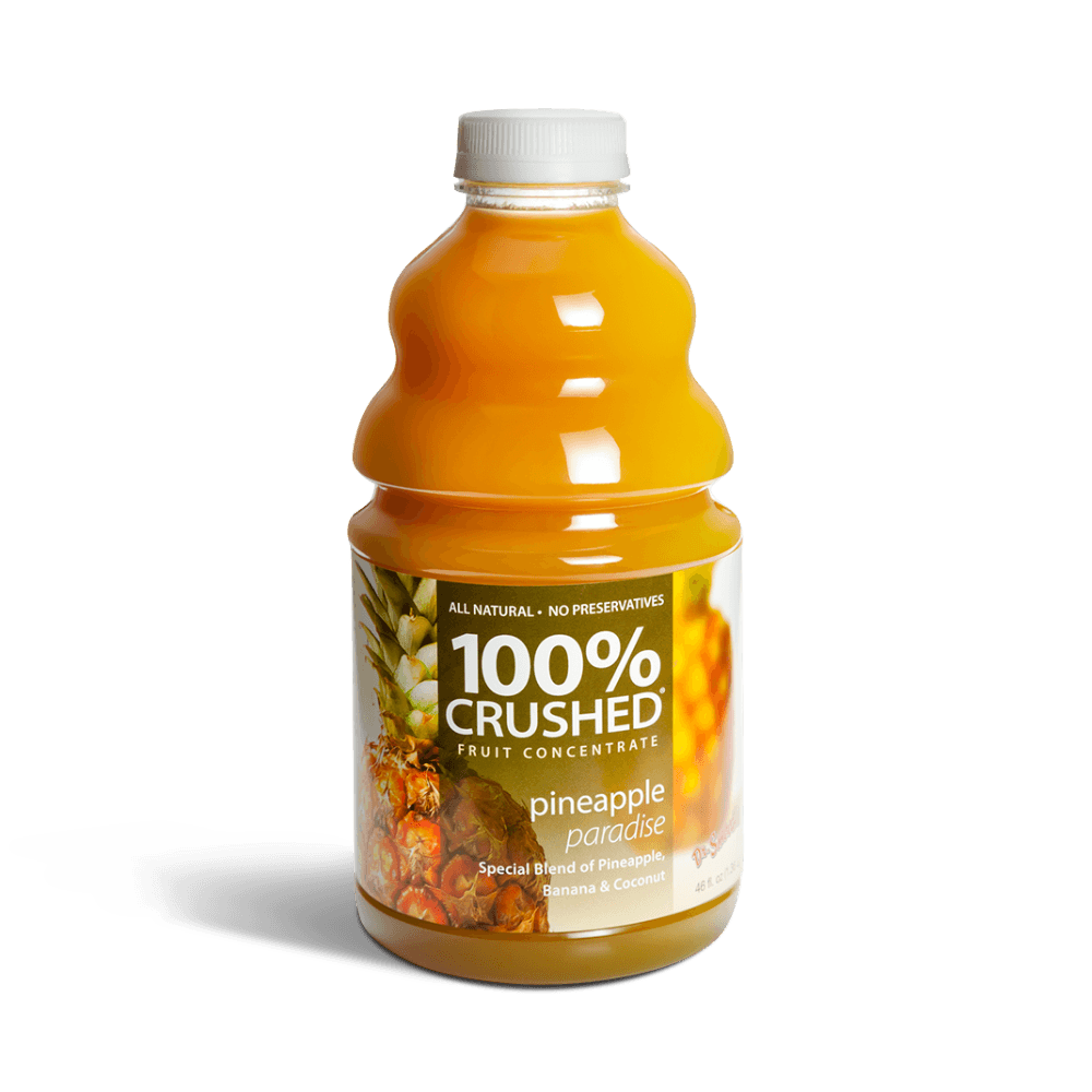 Dr. Smoothie - Fruit Smoothie Concentrate - Pineapple Paradise