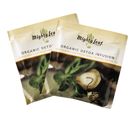 Mighty Leaf Detox Mint Tea