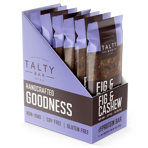 Taly Bars Fig & Cashew