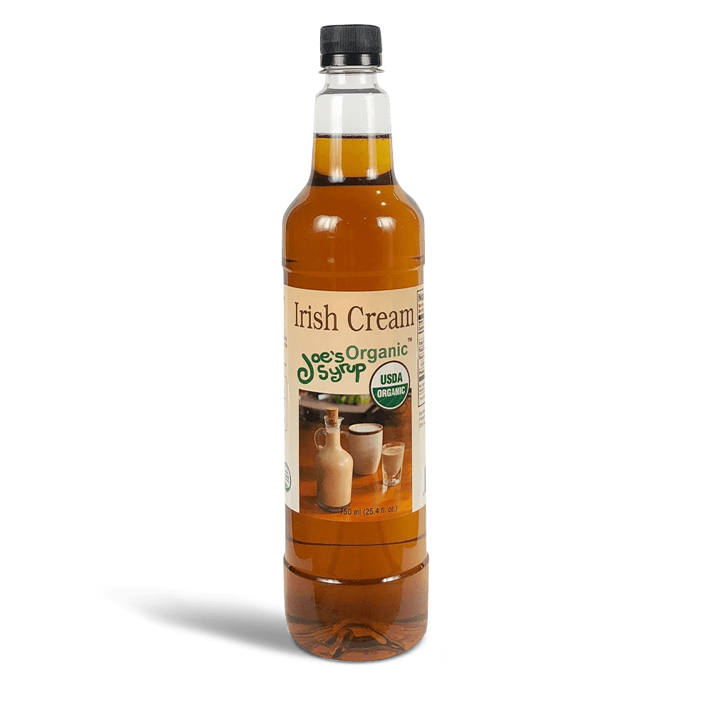 Joe's USDA Organic Syrup - Irish Creme