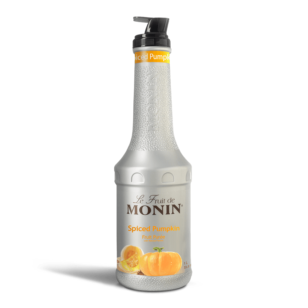 Monin Spiced Pumpkin Puree