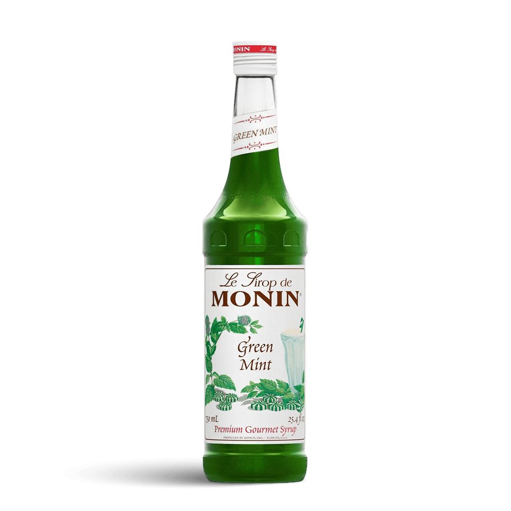 Monin Syrup - Green Mint