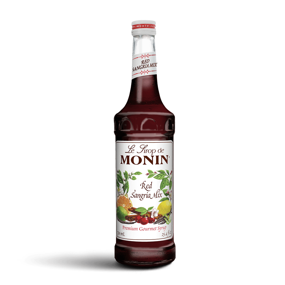 Monin Red Sangria Syrup
