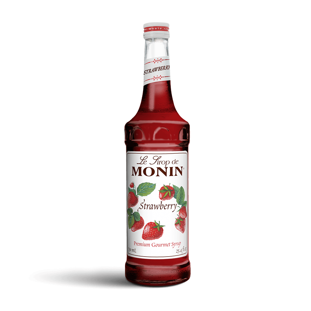 Monin Syrup - Strawberry
