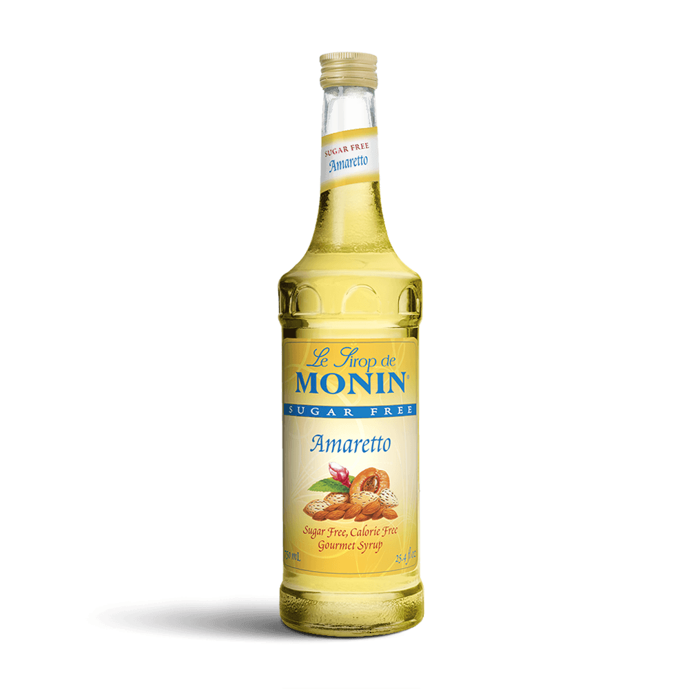 Monin Sugar Free Amaretto Syrup
