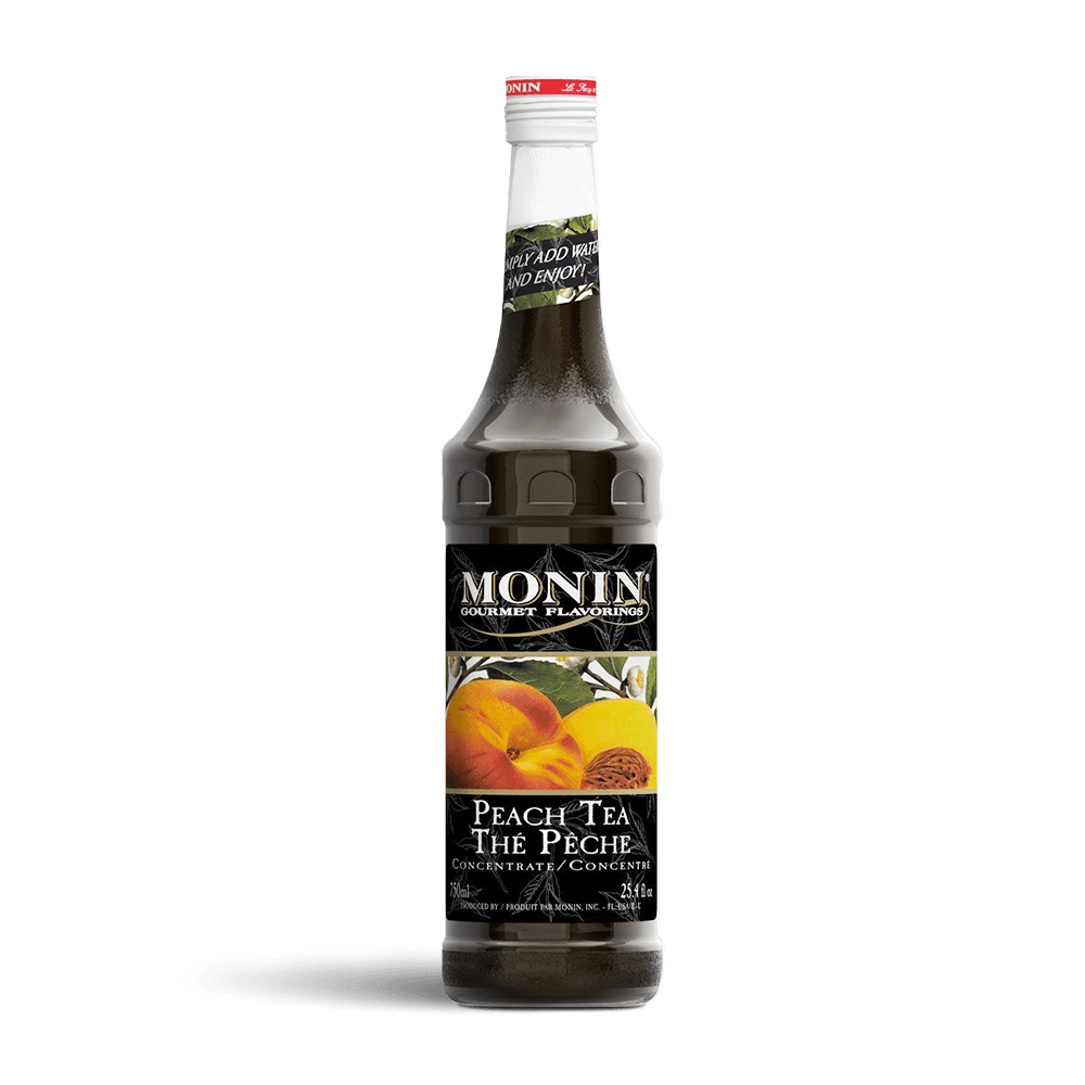Monin Tea Syrup Concentrate - Peach