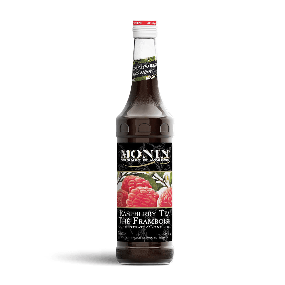 Monin Tea Syrup Concentrate - Raspberry
