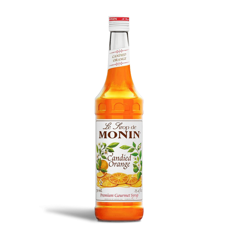 Monin Syrup - Candied Orange