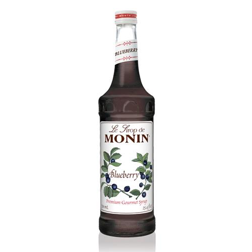 Monin Blueberry Syrup