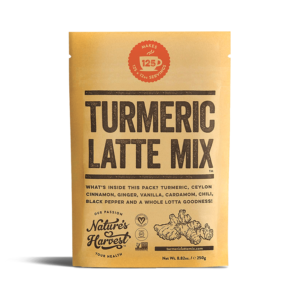 Nature's Harvest Turmeric Latte Mix