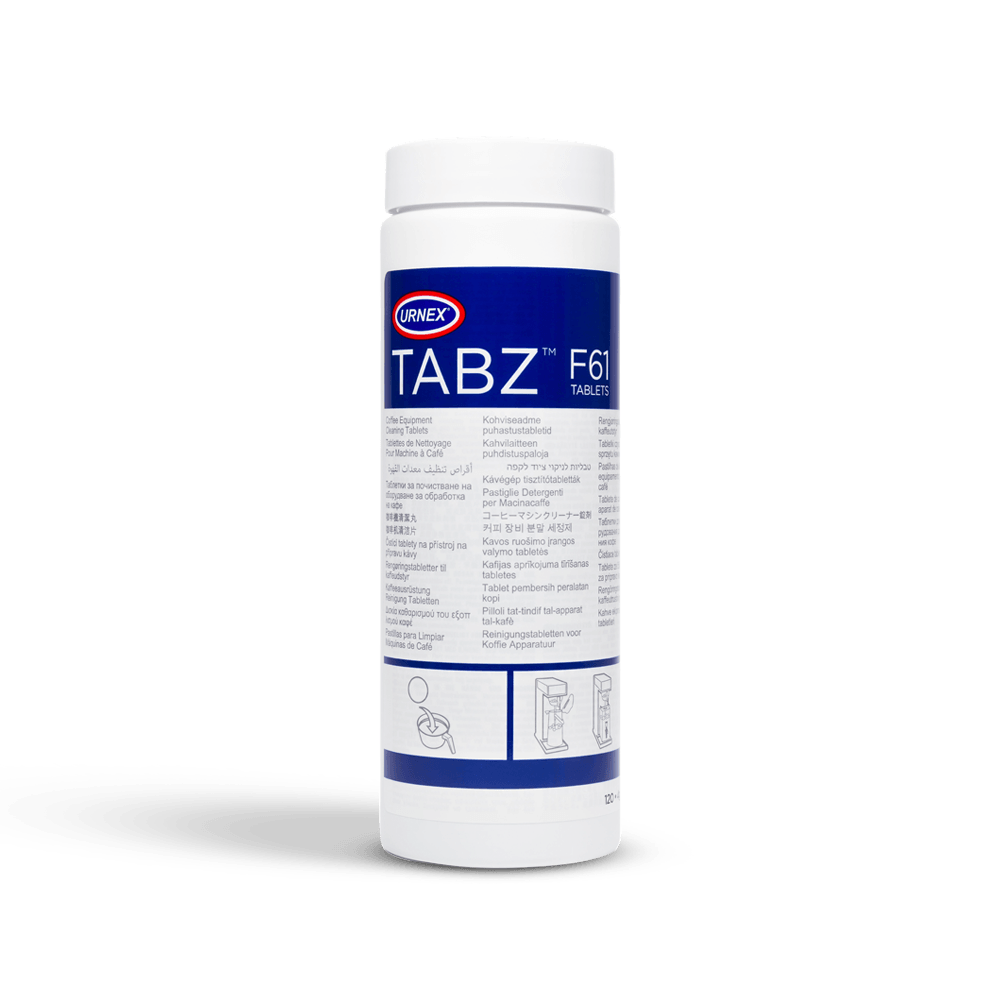 URNEX - Tabz Coffee Equipment Cleaning Tablets