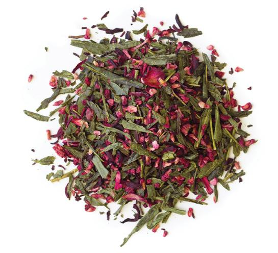 Rishi Raspberry Green Tea