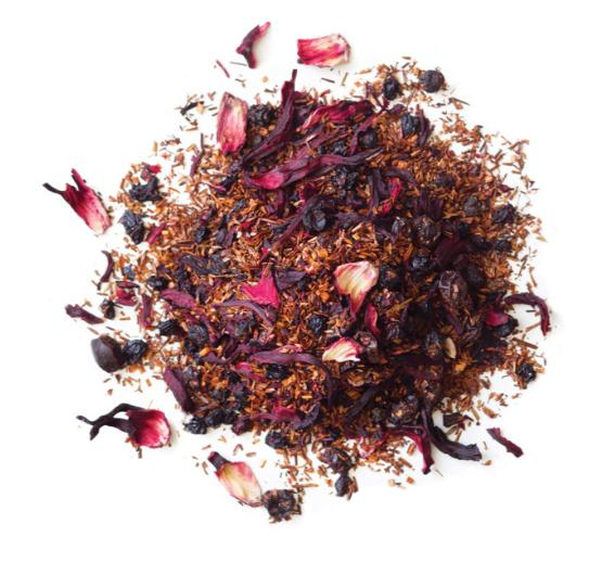 Rishi Organic Blueberry Rooibos Tea