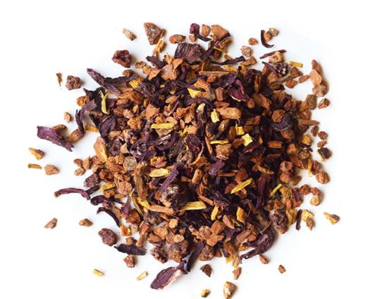 Rishi Organic Cinnamon  Plum Loose Leaf Tea