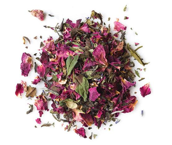 Rishi Organic White Tea Rose