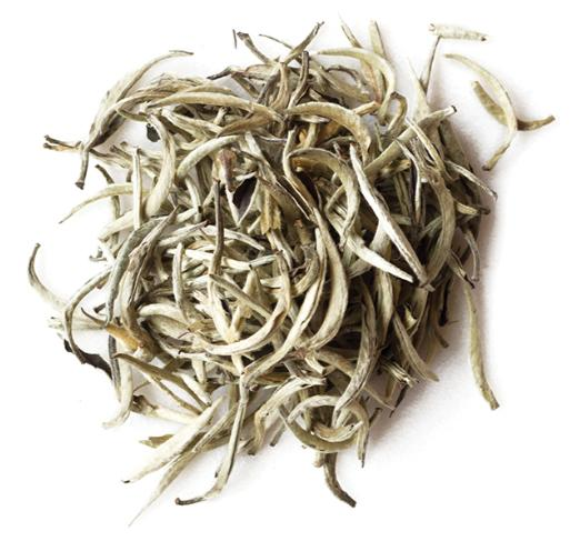 Rishi Organic Silver Needle White Tea Leaves