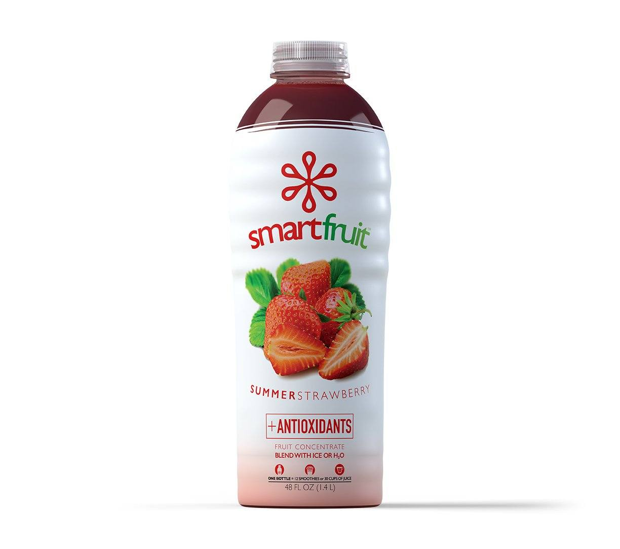 Smartfruit Summer Strawberry Puree