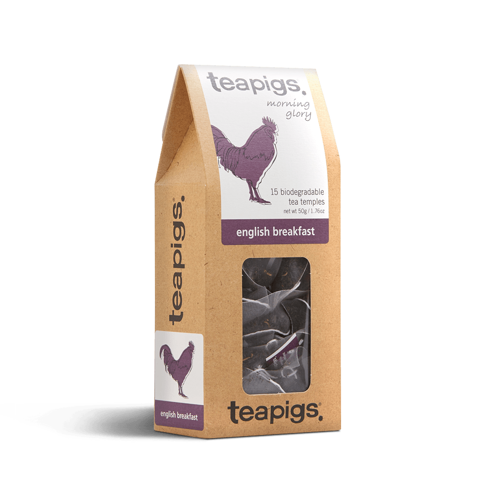 TeaPigs English Breakfast Iced Tea