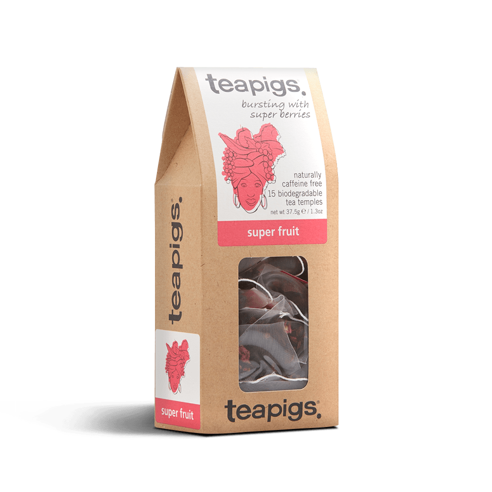 TeaPigs Iced Tea - Super Fruit