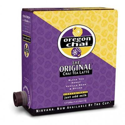 Oregon Chai - 1.5 Gallon Box