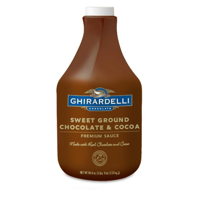 Ghirardelli Sweet Ground Chocolate Sauce