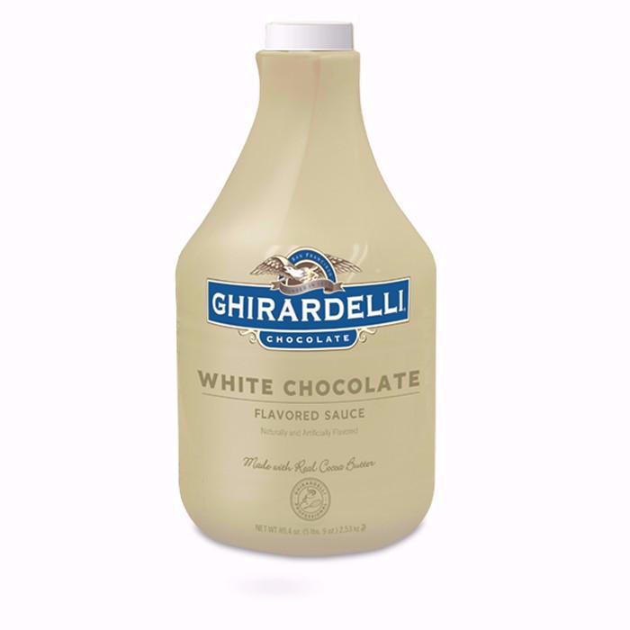 Ghirardelli White Chocolate Sauce