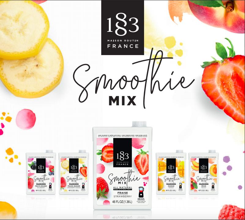 Routin 1883 Smoothie Mixed Case
