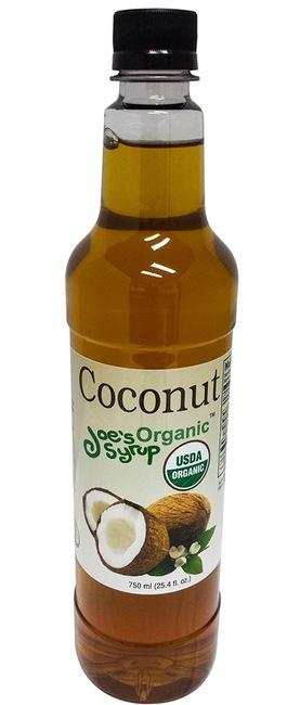 Joe's USDA Organic Syrup - Coconut