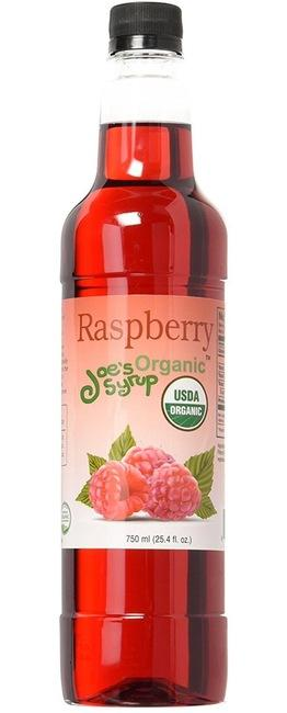Joe's USDA Organic Raspberry Syrup