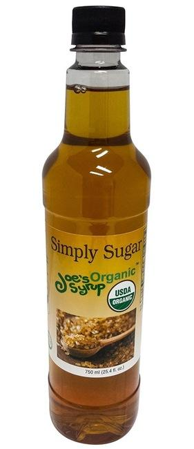 Joe's USDA Organic Simply Sugar Syrup