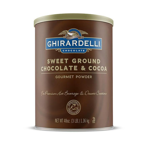 Ghirardelli Sweet Ground Chocolate Powder