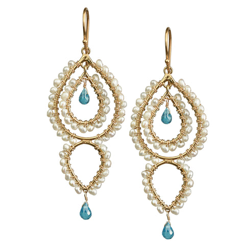 Pearl Perfection earrings