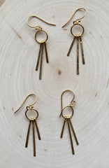 Mini Boho earrings