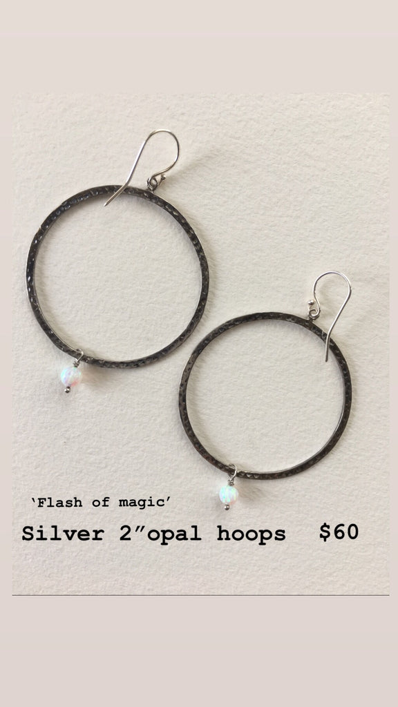 Flash of Magic hoops