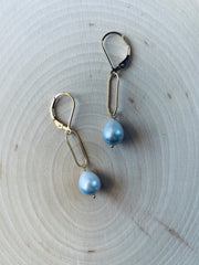 Tahitian Dream Pearl earrings