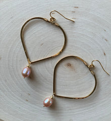 Twisted Heart Hoops