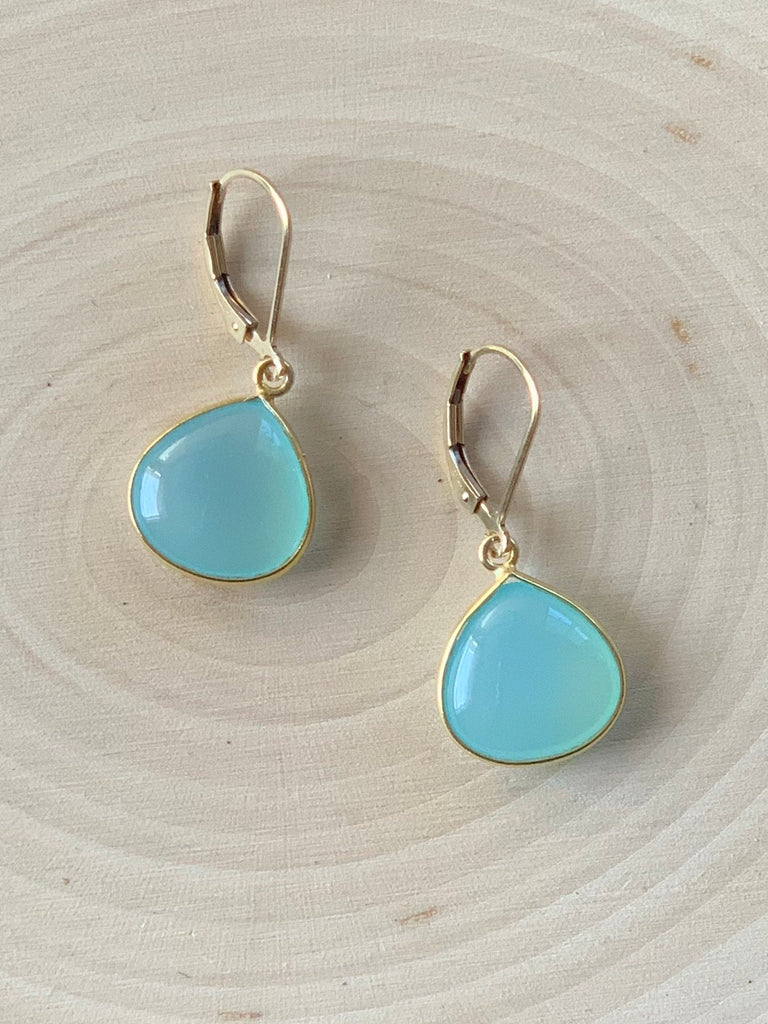 Sea Scape Earrings
