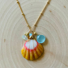 Oahu Sunrise Necklace #1