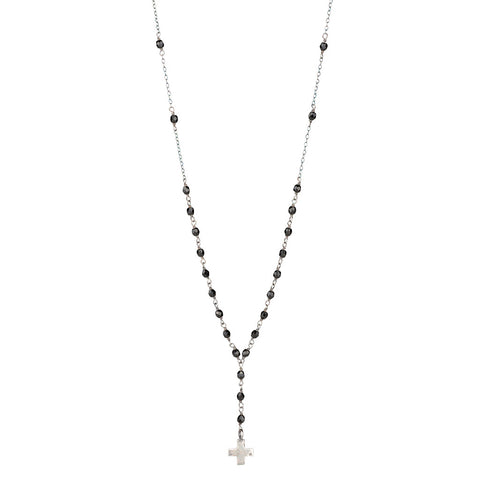 Silver Rosary Jet