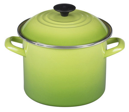 Le Creuset  Enamel on Steel Stockpot 6 Qt