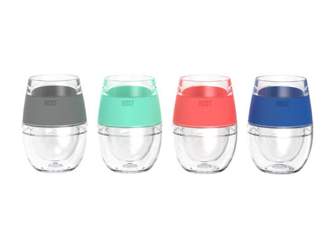Freeze Wine Glass