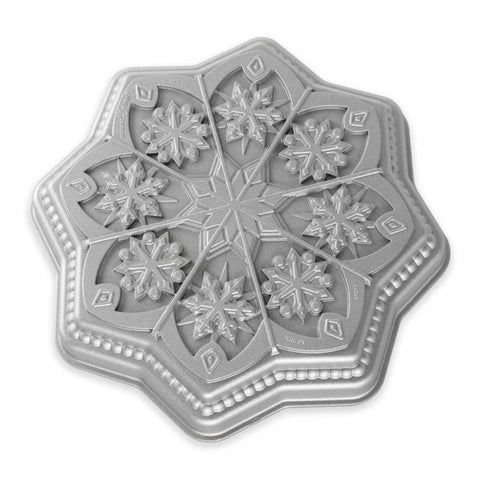 Nordicware Sweet Snowflakes Shortbread Pan