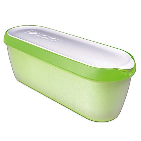 Glide-a-Scoop Ice Cream Storage Container