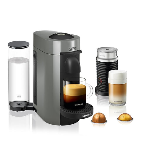 Nespresso VertuoPlus Bundle by Delonghi