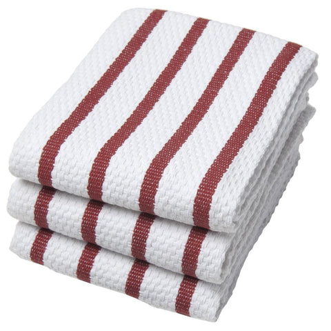 Basketweave-towel-red
