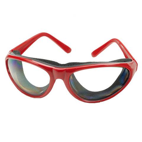 Goggles-red