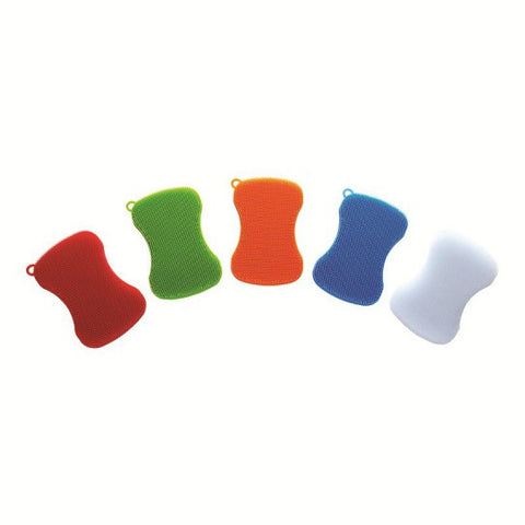 Stay Clean Silicone Scrubber