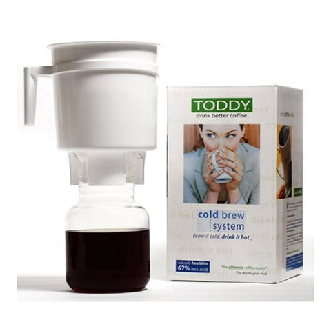 Toddy-coffee-system